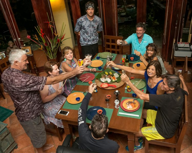 Costa Rican Cooking Lesson