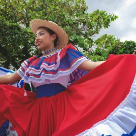 Independence Day Parades in Costa Rica